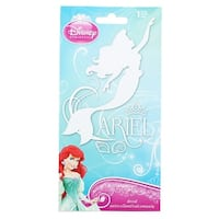 The Little Mermaid Ariel Decal - multi