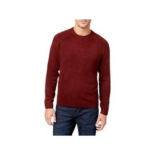 Weatherproof Vintage Mens Crewneck Sweater Casual Raglan - XxL