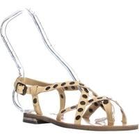 Denim & Supply Gretna Flat Sandals, Straw - 6 us / 37 eu