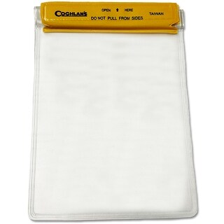 "Coghlan's 5"" x 7"" (12.5 x 18 cm) Water-Resistant Pouch"