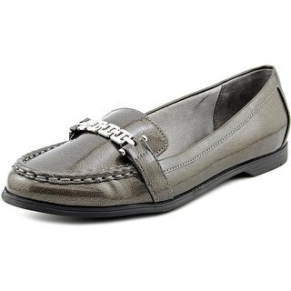 Life Stride Abella Round Toe Synthetic Loafer