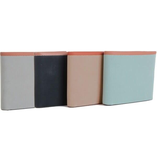 Mad Style Blue Greyson Bi-Fold Wallet