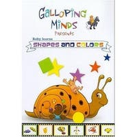 Galloping Minds Baby Learns Shapes and Colors DVD