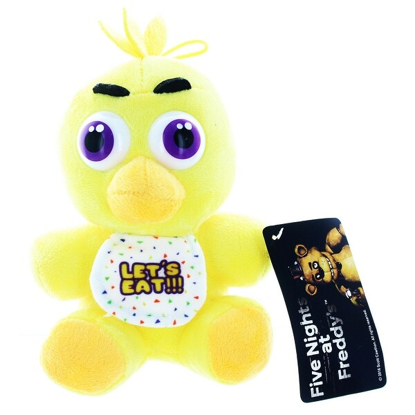 "Five Nights At Freddy's 10"" Plush: Chica - multi"