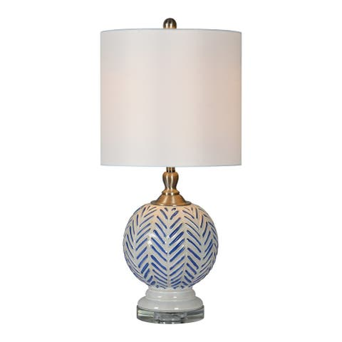 Lulu Table Lamp - 25.00