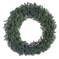"60"" Deluxe Windsor Pine Artificial Christmas Wreath - Unlit"