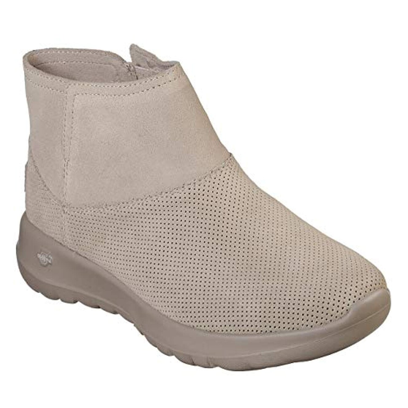 1d76121e9 Shop Skechers On The Go Joy Amber Womens Ankle Boots Taupe 11 - Free  Shipping Today - Overstock - 25977196