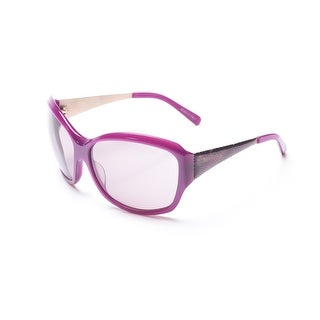 Missoni Women's Two Tone Oversized Sunglasses Purple - Small