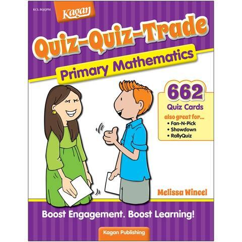Quiz-Quiz Trade Math Gr K-2