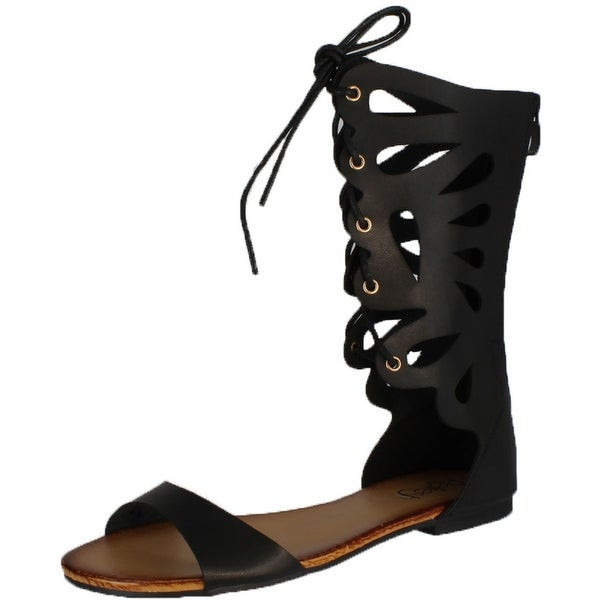 Refresh Women's Ongee-10 Gladiator Sandals