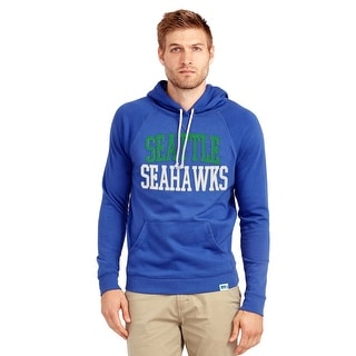 Seattle Seahawks Half Time Mens Hoodie
