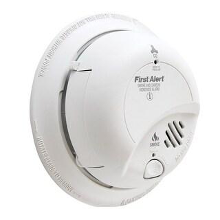 First Alert SC9120B6CP Electrochemical Smoke & Carbon Monoxide Alarm, 120 Volts
