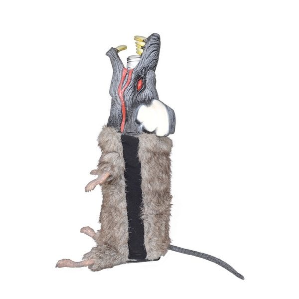 Bottle Cover Halloween Party Decoration: Rat