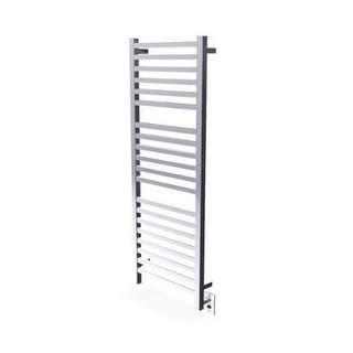 "Amba Q-2054 Quadro 20""W Hardwired Straight Stainless Steel Towel Warmer - 115V|https://ak1.ostkcdn.com/images/products/is/images/direct/b9c38acb9559e4f786b4d4856ed7877f4b2e81bf/Amba-Q-2054-Quadro-20%22W-Hardwired-Straight-Stainless-Steel-Towel-Warmer---115V.jpg?impolicy=medium"