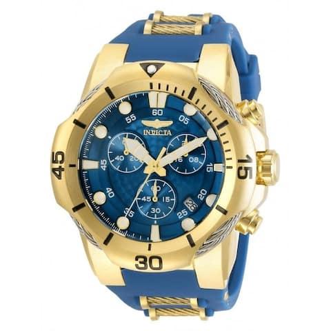 Invicta Women's 31169 'Bolt' Stainless Steel Watch - Blue