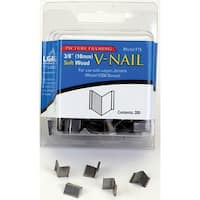 "Logan - V-Nails - 3/8"" -�Soft Wood"