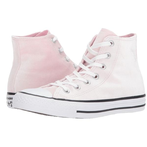 Converse Womens Chuck Taylor All Star Hi, Pink/Grey