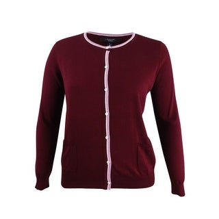 Weekend Max Mara Women's Eschilo Cardigan - Red - XXL