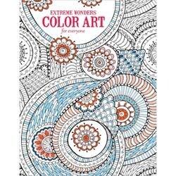 Extreme Wonders Color Art - Leisure Arts