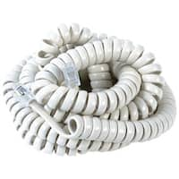 Rca Tp282Wr Handset Coil Cord (25Ft)