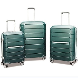 Samsonite Freeform HS Spinner3 Piece Set, Sage Green