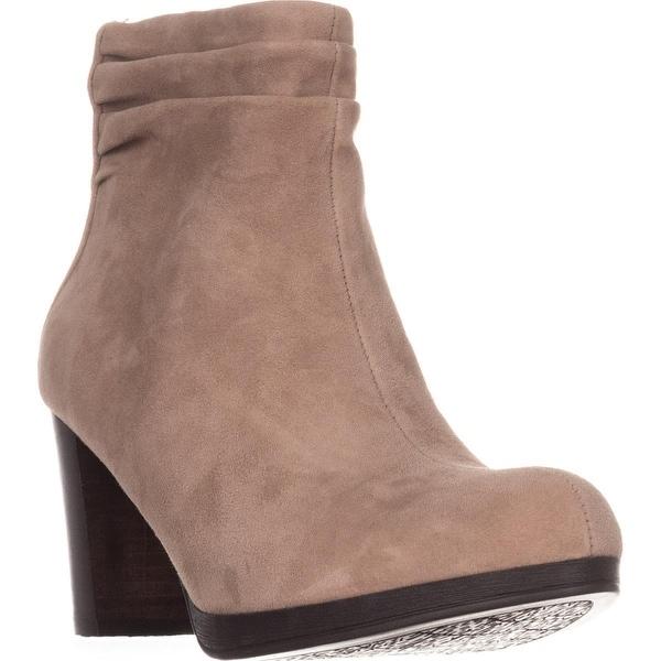 Bella Vita Landon Ankle Boots, Almond Suede - 8 us