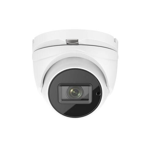 Monoprice 5MP Turret HD-TVI Security Camera Motorized Varifocal 2.7-13.5mm , 4-in-1 (TVI/CVI/AHD/CVBS), IP67