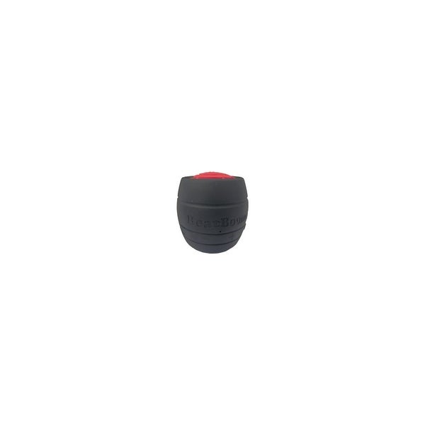 BeatBoom BB3000-BR BeatBoom Speaker System - Wireless Speaker(s) - Black, Red - 30 ft - Bluetooth - USB - iPod Supported