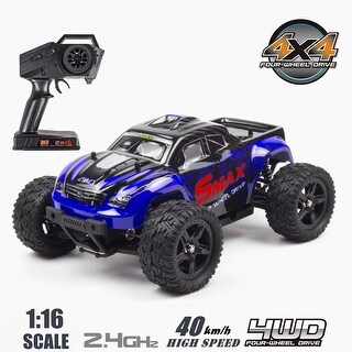 REMO HOBBY 4WD RC Brushed Car 1631 1/16 Scale Off-road Short-haul Monster Truck