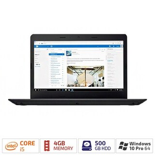 Lenovo ThinkPad E470 20H10039US ThinkPad E470