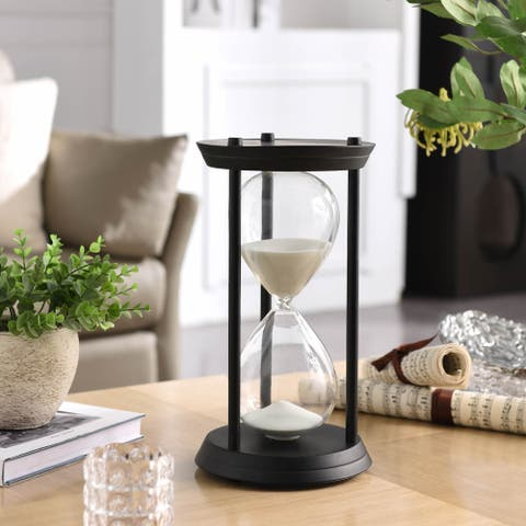 Grand Decorative Hourglass