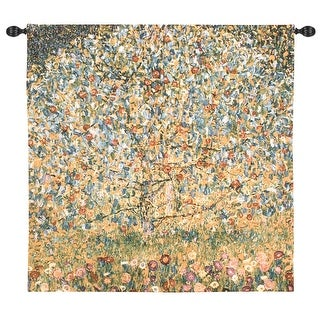 "Apple Tree Wall Hanging Tapestry 40"" x 40"" - N/A"