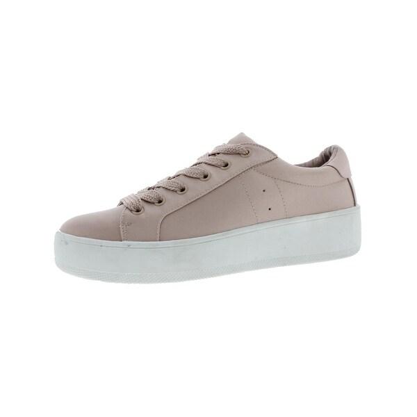0ef587df24e Shop Steve Madden Womens Bertie-S Fashion Sneakers Satin Platform ...