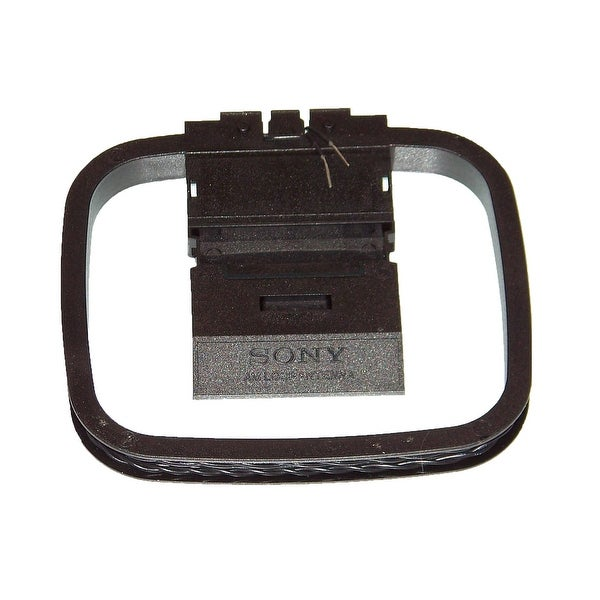 OEM Sony AM Loop Antenna Shipped With DAVHDX274, DAV-HDX274, HCDHPX9, HCD-HPX9