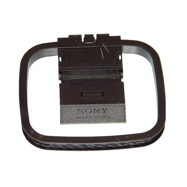 OEM Sony AM Loop Antenna Shipped With DAVHDX589W, DAV-HDX589W, HCDRXD9, HCD-RXD9