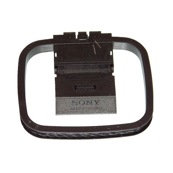 OEM Sony AM Loop Antenna Shipped With HCDRX66, HCD-RX66, LBTGTZ4I, LBT-GTZ4I