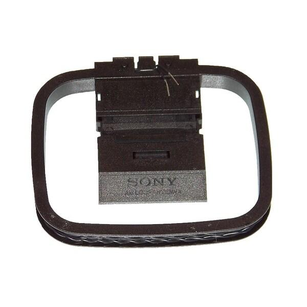 OEM Sony AM Loop Antenna Shipped With LBTXGR600, LBT-XGR600, MHCGX90D, MHC-GX90D