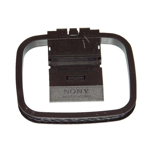 OEM Sony AM Loop Antenna Specifically For: HTSS2300, HT-SS2300, HTSS370, HT-SS370, LBTZX6, LBT-ZX6