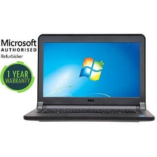 Refurbished Dell E3340, intel i3(4010U) - 1.7GHz, 8GB, 500GB, W10 Pro, WiFi