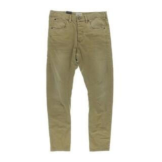 Jack & Jones Mens JJILUKE JJECHO Jeans Fitted Anti Fit