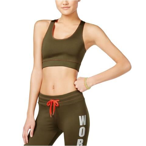 Energie Womens Reversible Sports Bra - Large