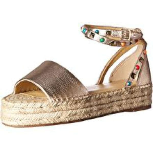 adcd6c5f0c393 Shop Marc Fisher Womens Vajen Leather Open Toe Casual Ankle Strap Sandals -  Free Shipping Today - Overstock - 21854622