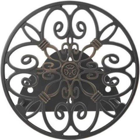 Liberty Garden 670-A Decorative Hose Butler - Bronze
