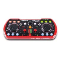 FIRST AUDIO MANUFACTURING  DJ Controller with Integrated Soundcard