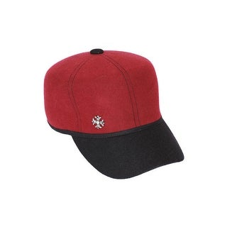Womens Wool Baseball Cap