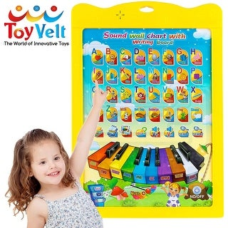 Link to Interactive ABC Learning - Yellow Similar Items in Building Blocks & Sets