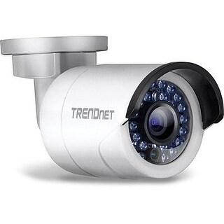 Trendnet Indoor/Outdoor 1.3 Megapixel Hd Poe Ir Bullet Style Network Camera, Digital Wdr, 720P, Ip66 Rated Housing, 100F
