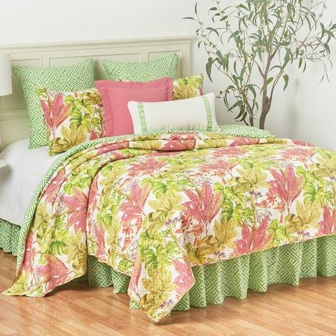 Moana Tropical Coastal Quilt Set