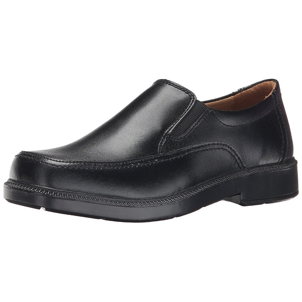 796a2a8d5334 Florsheim Kids Bogan Junior Uniform Slip-On Uniform Loafer (Little Kid Big  kid