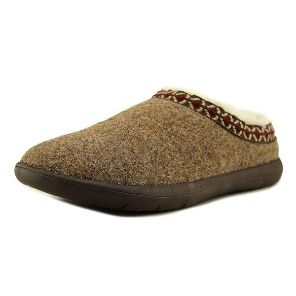 Tempur-Pedic Subartic Women Round Toe Synthetic Slipper